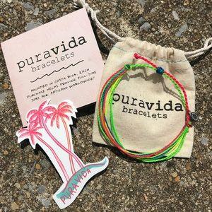 Pura Vida Bracelets - Born to be Wild